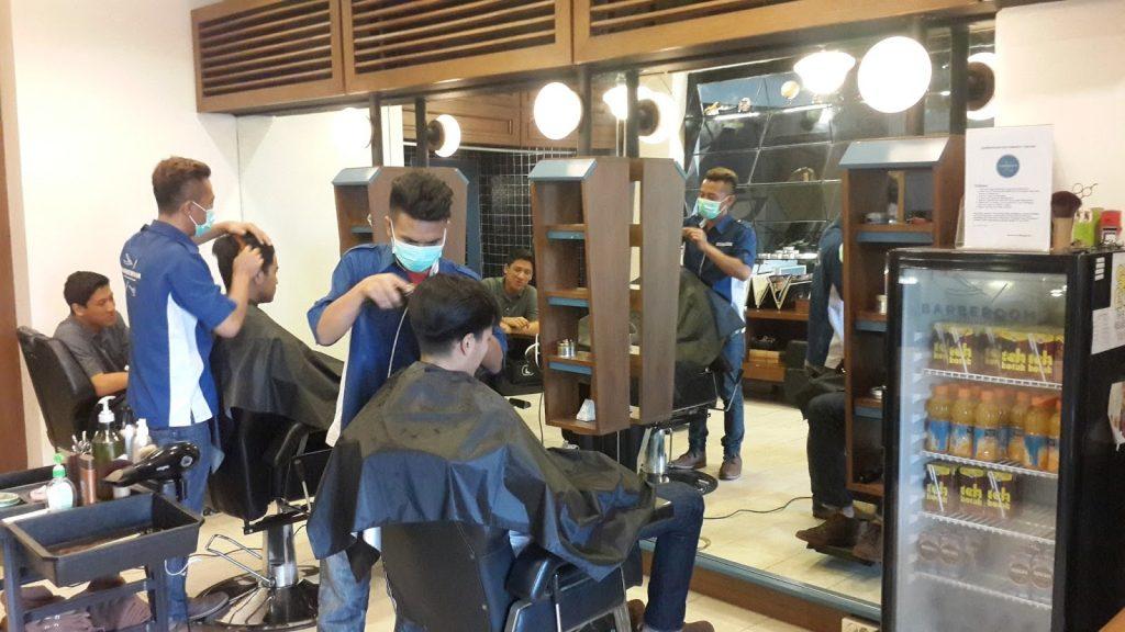 Kursus dan Pelatihan Potong Pangkas Rambut Di Solo Jogja